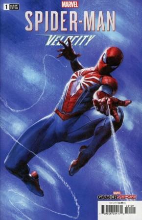 SPIDER-MAN VELOCITY #1 DELLOTTO VARIANT