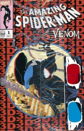 AMAZING SPIDER-MAN VENOM 3D #1 POLYBAGGED