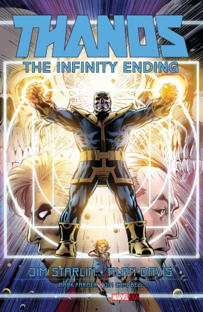 THANOS THE INFINITY ENDING HARDCOVER