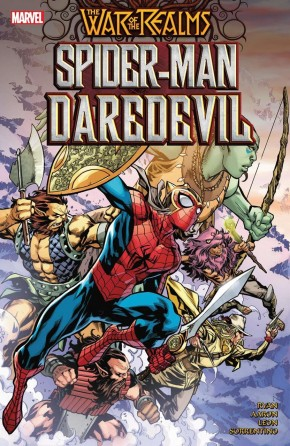 WAR OF THE REALMS AMAZING SPIDER-MAN DAREDEVIL GRAPHIC NOVEL