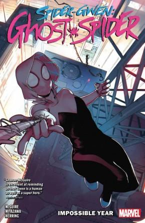 SPIDER-GWEN GHOST-SPIDER VOLUME 2 IMPOSSIBLE YEAR GRAPHIC NOVEL