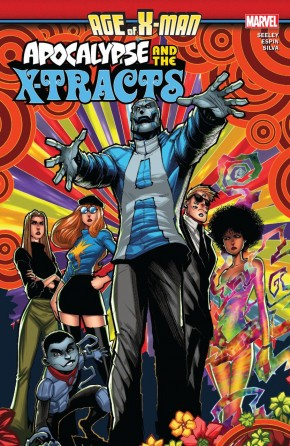 AGE OF X-MAN APOCALYPSE AND X-TRACTS GRAPHIC NOVEL
