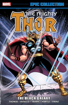 THOR EPIC COLLECTION THE BLACK GALAXY GRAPHIC NOVEL
