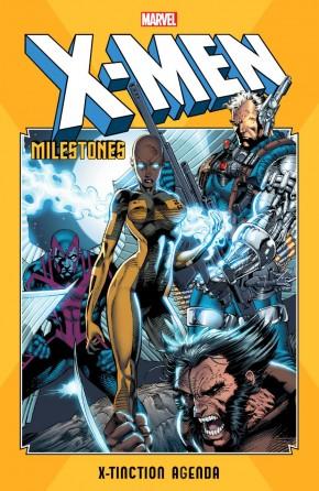 X-MEN MILESTONES X-TINCTION AGENDA GRAPHIC NOVEL