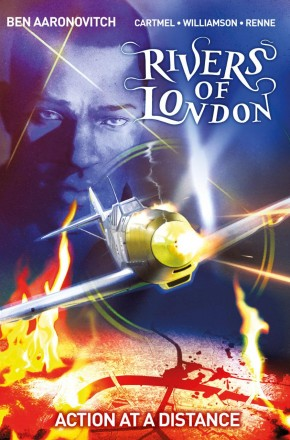 RIVERS OF LONDON VOLUME 7 ACTION AT A DISTANCE GRAPHIC NOVEL