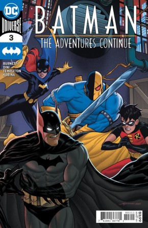 BATMAN THE ADVENTURES CONTINUE #3