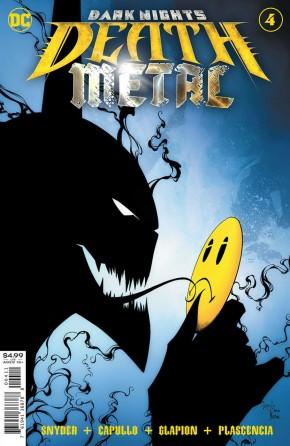 DARK NIGHTS DEATH METAL #4