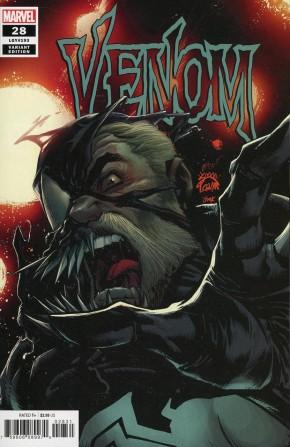 VENOM #28 (2018 SERIES) STEGMAN VARIANT