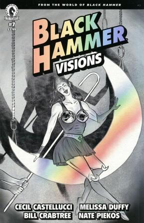 BLACK HAMMER VISIONS #7