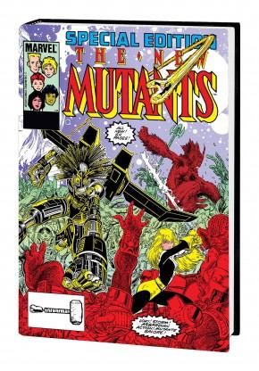 NEW MUTANTS OMNIBUS VOLUME 2 HARDCOVER ART ADAMS DM VARIANT COVER