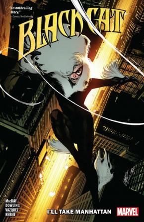 BLACK CAT VOLUME 5 ILL TAKE MANHATTAN GRAPHIC NOVEL