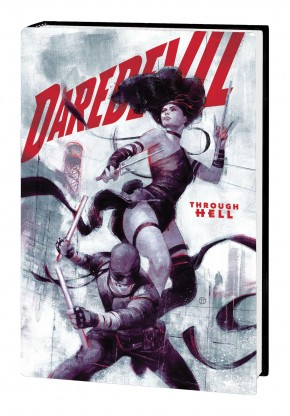 DAREDEVIL BY CHIP ZDARSKY VOLUME 2 TO HEAVEN THROUGH HELL HARDCOVER