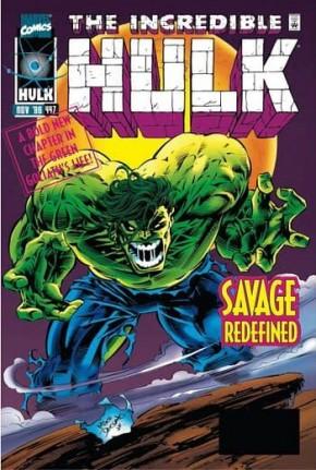 INCREDIBLE HULK BY PETER DAVID OMNIBUS VOLUME 4 HARDCOVER MIKE DEODATO COVER