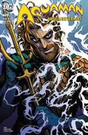 AQUAMAN 80TH ANNIVERSARY 100-PAGE SUPER SPECTACULAR #1 COVER H BECKY CLOONAN 2000S