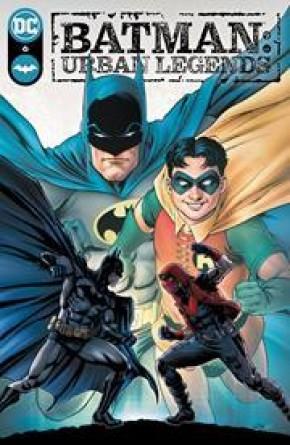 BATMAN URBAN LEGENDS #6