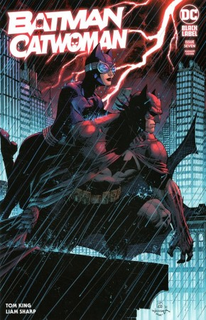 BATMAN CATWOMAN #7 (2020 SERIES) JIM LEE & SCOTT WILLIAMS VARIANT