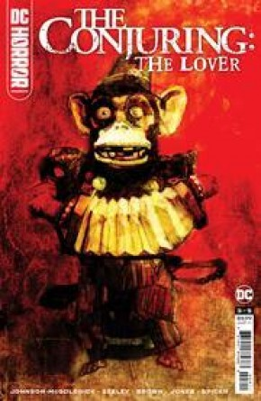DC HORROR PRESENTS THE CONJURING THE LOVER #3