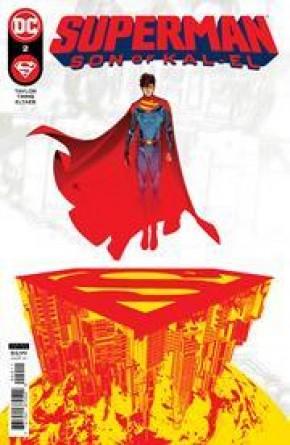 SUPERMAN SON OF KAL EL #2