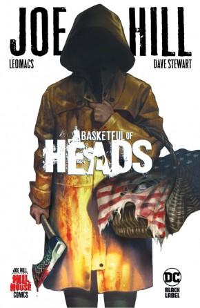 BASKETFUL OF HEADS GRAPHIC NOVEL