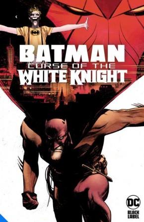 BATMAN CURSE OF THE WHITE KNIGHT GRAPHIC NOVEL