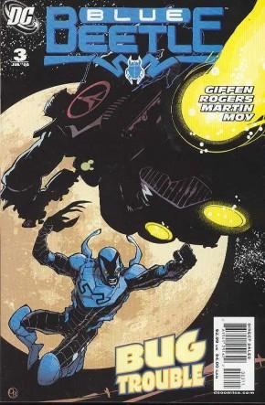 BLUE BEETLE #3 (2006 SERIES)