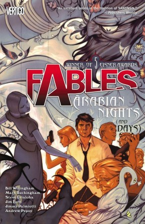 FABLES VOLUME 7 ARABIAN NIGHTS AND DAYS GRAPHIC NOVEL