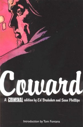 CRIMINAL VOLUME 1 COWARD GRAPHIC NOVEL (OLD EDITION)