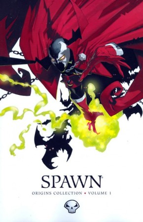 SPAWN ORIGINS VOLUME 1 GRAPHIC NOVEL (NEW PRINTING)