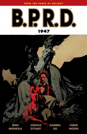 BPRD VOLUME 13 1947 GRAPHIC NOVEL