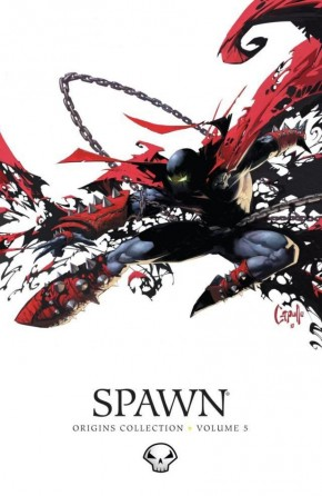 SPAWN ORIGINS VOLUME 5 GRAPHIC NOVEL