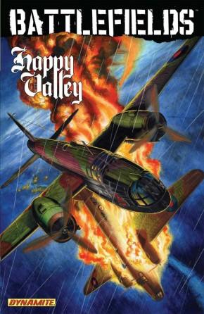 GARTH ENNIS BATTLEFIELDS VOLUME 4 HAPPY VALLEY GRAPHIC NOVEL