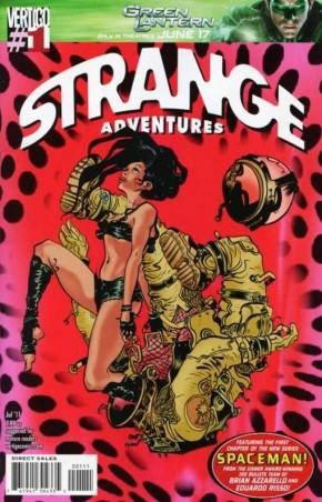STRANGE ADVENTURES #1 (2011 SERIES)