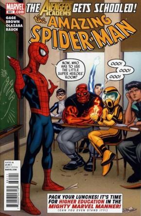 AMAZING SPIDER-MAN #661 (1999 SERIES)