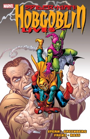 SPIDER-MAN HOBGOBLIN LIVES GRAPHIC NOVEL