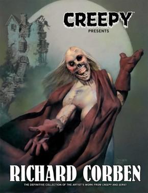 CREEPY PRESENTS RICHARD CORBEN HARDCOVER