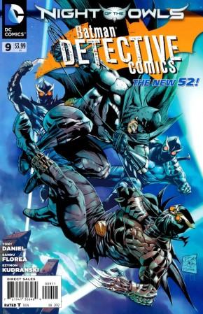 DETECTIVE COMICS #9 (2011 SERIES)