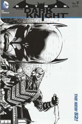 BATMAN THE DARK KNIGHT #9 (2011 SERIES) 1 IN 25 INCENTIVE