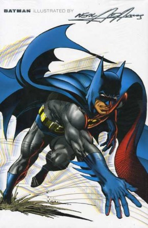 BATMAN ILLUSTRATED BY NEAL ADAMS VOLUME 1 GRAPHIC NOVEL