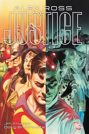 JUSTICE GRAPHIC NOVEL