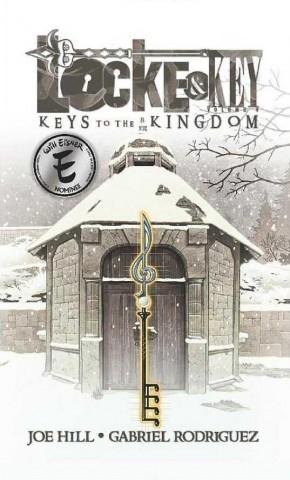 LOCKE AND KEY VOLUME 4 KEYS TO THE KINGDOM GRAPHIC NOVEL