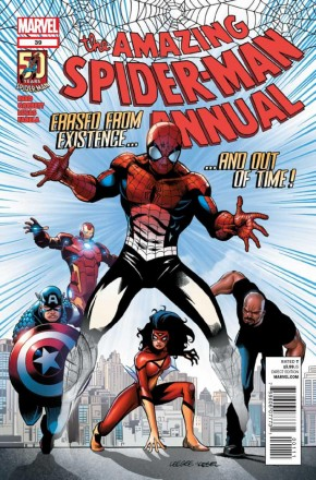 AMAZING SPIDER-MAN ANNUAL #39