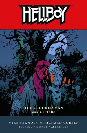 HELLBOY VOLUME 10 THE CROOKED MAN AND OTHERS GRAPHIC NOVEL