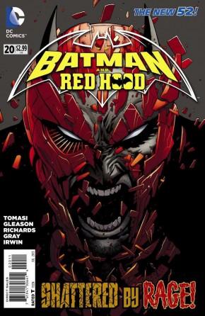 BATMAN AND RED HOOD #20 (2011 SERIES)