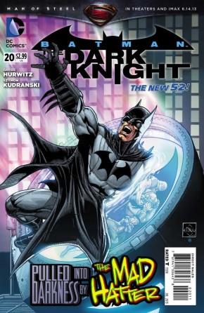 BATMAN THE DARK KNIGHT #20 (2011 SERIES)