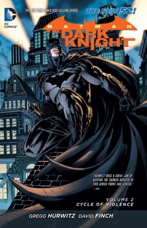 BATMAN THE DARK KNIGHT VOLUME 2 CYCLE OF VIOLENCE HARDCOVER