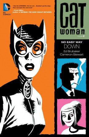 CATWOMAN VOLUME 2 NO EASY WAY DOWN GRAPHIC NOVEL