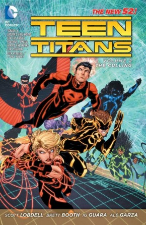 TEEN TITANS VOLUME 2 THE CULLING GRAPHIC NOVEL