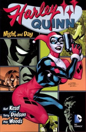 HARLEY QUINN NIGHT AND DAY GRAPHIC NOVEL