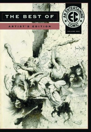 BEST OF EC ARTIST EDITION VOLUME 1 HARDCOVER