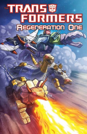 TRANSFORMERS REGENERATION ONE VOLUME 2 GRAPHIC NOVEL